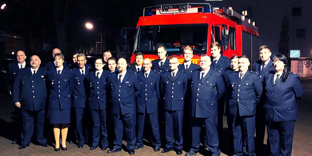 Freiwillige Feuerwehr Wilhelmsburg
